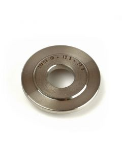 Center disc 13,5mm for street camber plates