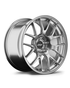 "18x10.5"" ET22 Brushed Clear APEX EC-7R Forged BMW Wheel"