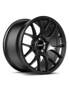 """18x9.5"""" ET35 Satin Black APEX EC-7 Wheel"""