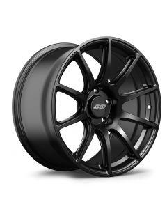 "18x10"" ET33 Satin Black APEX SM-10 Wheel"