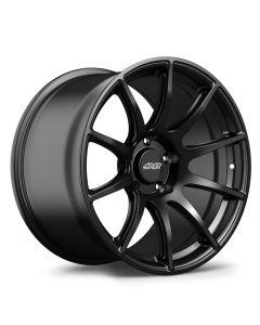 "18x10.5"" ET22 Satin Black APEX SM-10 Wheel"