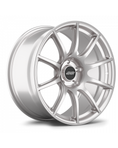 "19x8.5"" ET35 Race Silver APEX SM-10 Wheel"