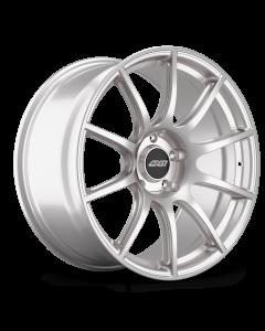 "19x9"" ET30 Race Silver APEX SM-10 Wheel"