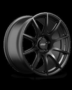 "19x8.5"" ET35 Satin Black APEX SM-10 Wheel"