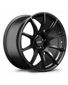"19x9.5"" ET22 Satin Black APEX SM-10 Wheel"