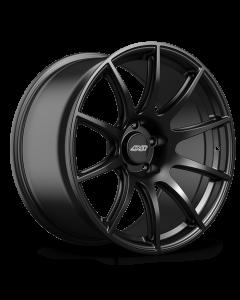 "19x10.5"" ET22 Satin Black APEX SM-10 Wheel"