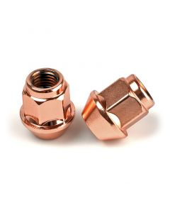 Wheel nut M12x1,5 Copper coated