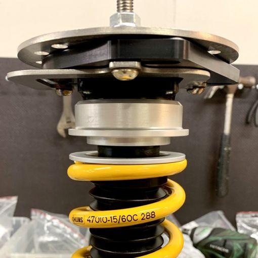 Camber caster plates 60mm race springs BMW M3 E90 E92 E93 1M E82